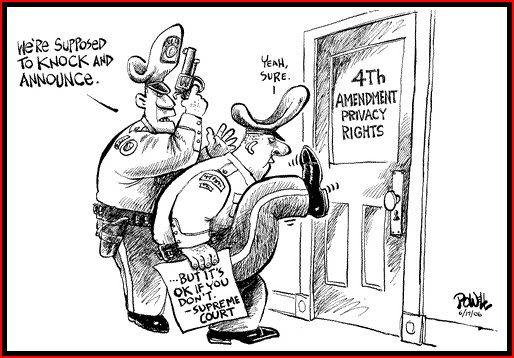 4th-amendment door
