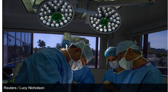 ''Dead hearts' transplanted into living patients in surgical breakthrough '