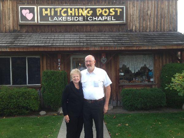 Hitching Post Lakeside Chapel