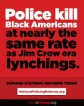 police and lynchings