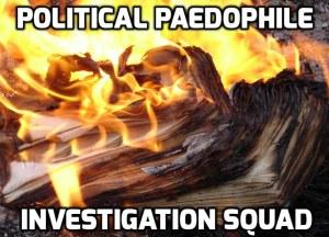 political pedophile